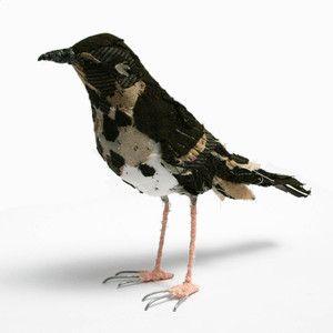 handmade bird...