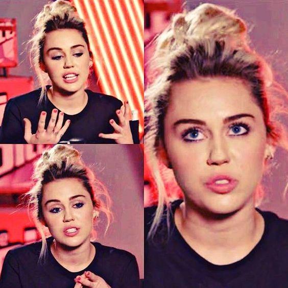 Miley Cyrus #TheVoice #TeamMiley #nbc #like4like