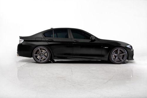 Vorsteiner killing it with their sick-looking BMW 5-Series F10 (photo via 5post)