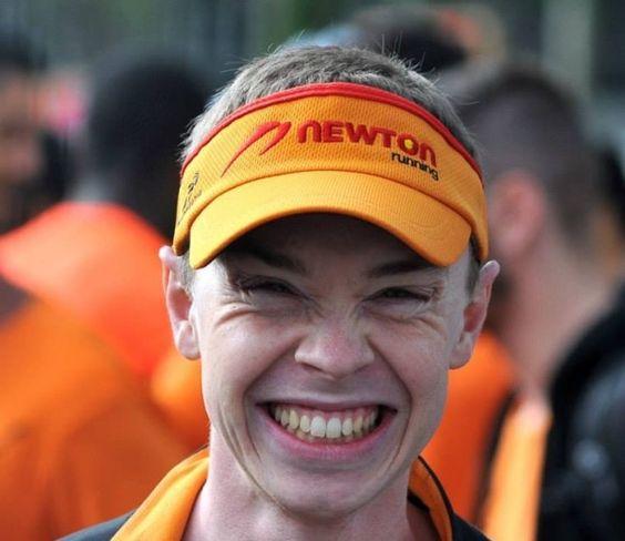 Adrien Marlault le sourire du running parsien en Interview pour le Natural Athlete Club. Interview émouvante d'un fan boy et #marathon addict