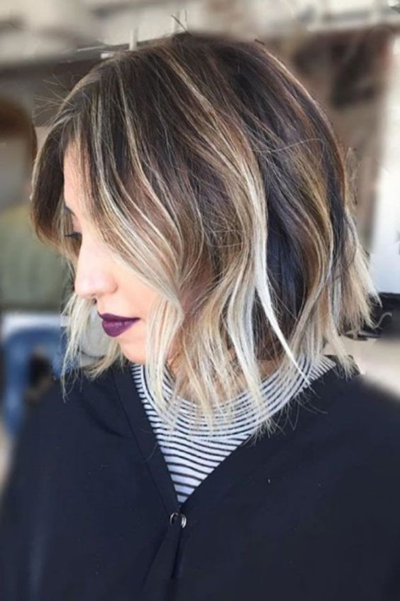 These Are Fall's Most In-Demand Hair-Color Trends #refinery29 http://www.refinery29.com/2016/09/123099/la-fall-hair-color-trends-photos#slide-16 Trend: Mixed MetalsColorist: Jessica GonzalezSalon: Salon Benjamin, Arts DistrictWhat To Ask For: Piece-y, cool-...