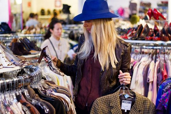 Highly Recommended New York City Thrift Stores, Vintage Shops, Consignment Stores