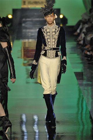 Gaultier Paris F/W 2007