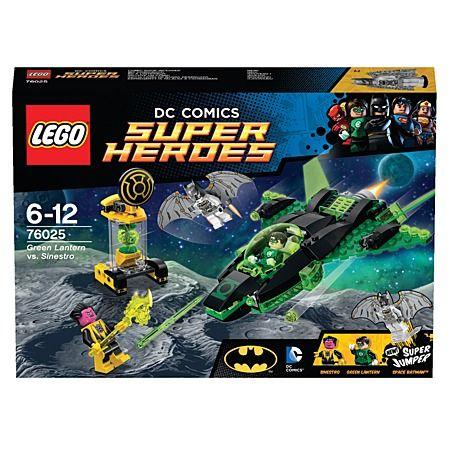 LEGO Super Heroes Green Lantern versus Sinestro 76025
