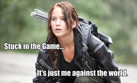 La mission de Katniss si elle l'accepte : devenir une héroïne de la pop-culture. Mission impossible ? A lire ici.