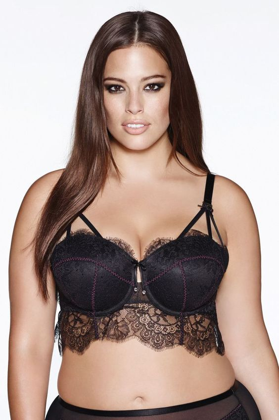 Lingerie, Ashley graham and H cup on Pinterest