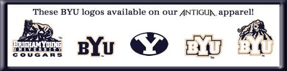 BYU logos