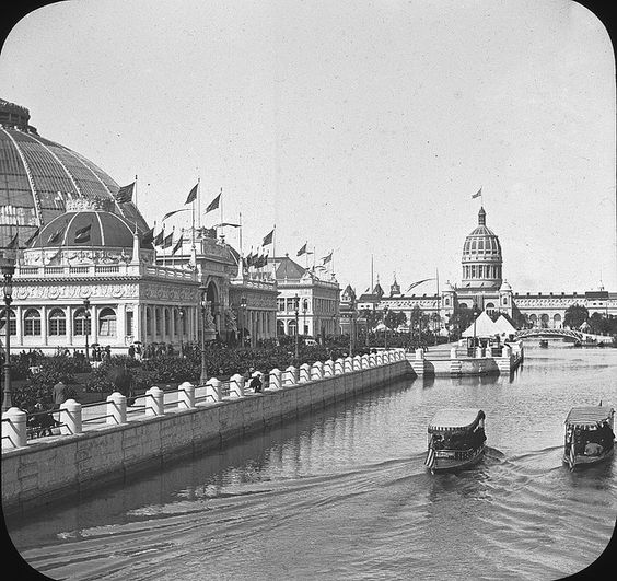 Buildings From The World S Columbian Exposition