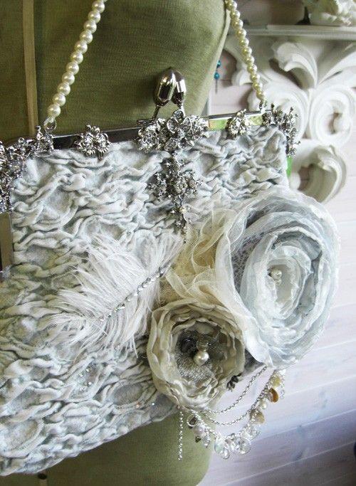 #bonzie purse: Evening Bags, Weddings Bride, Bridal, Brides Purses, Detail Handbags, Accessories, Purses Bags, Handbags Purse S