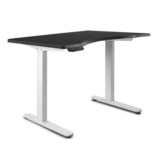 Height Adjustable Standing Desk Sit Stand Computer Desk Motorised Electric Table Adjustable Height Desk Desk Drafting Desk