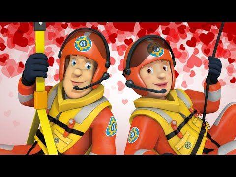 Sam Le Pompier Francais Sauver Saint Valentin Episode