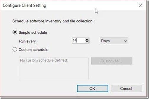 Sccm Software Inventory Scheduling Software Software System