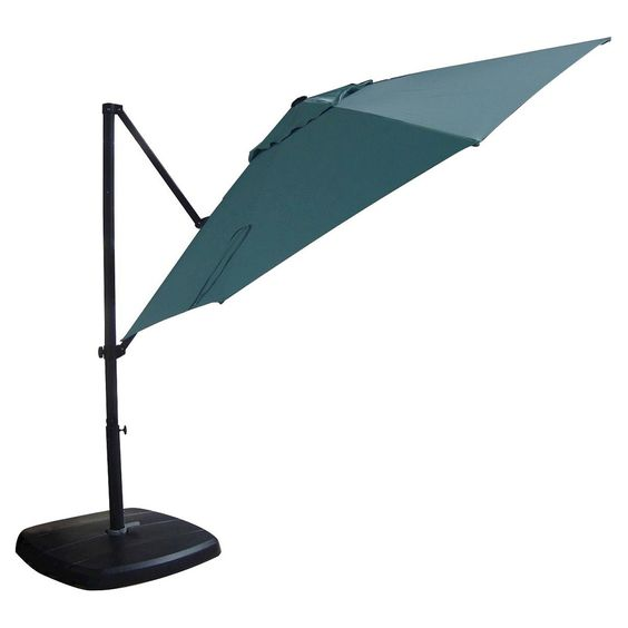 Backyard Umbrella Target :  outdoor outdoor tips and more offset umbrella umbrellas patio buttons