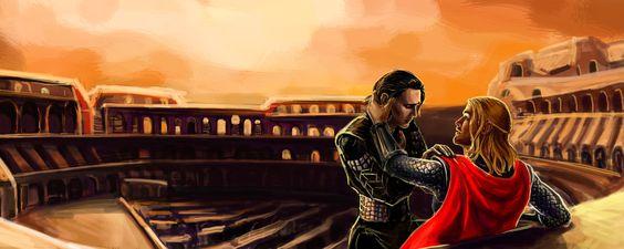 "fandom Loki 2014 - ""На экскурсии"" (авт. Солнечная кошка Ликс)"