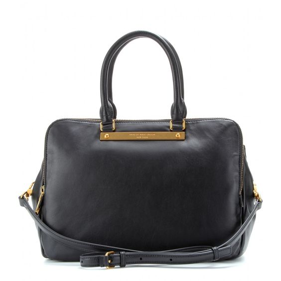 mytheresa.com - Naomi leather tote - totes - bags - Luxury Fashion for Women / Designer clothing, shoes, bags