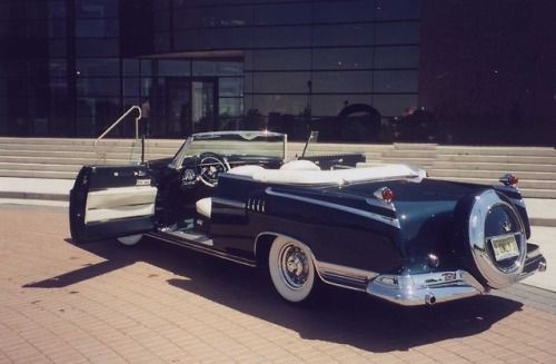 1956 Imperial Prototype Cadillacclassiccars Chrysler Imperial American Classic Cars Classic Car Photography