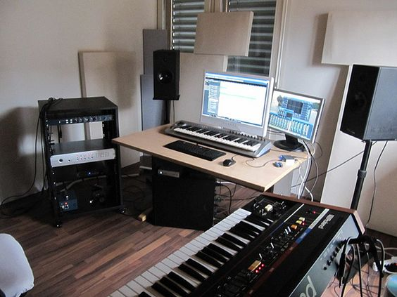 151 home recording studio setup ideas infamous musician. Black Bedroom Furniture Sets. Home Design Ideas