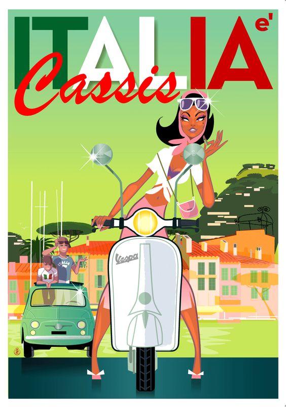 Projet menu Italie TSH -  Monsieur Z (2012)