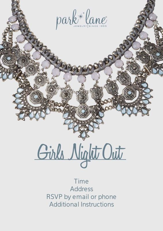 Park+Lane+Jewelry+Girls+Night+Out