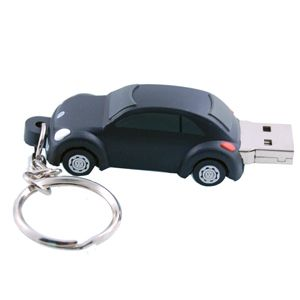 Vw Beetle Usb Keychain Acessorios Auto Auto Acessorios