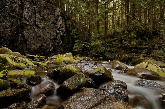 Cypress Falls Park, Vancouver, British Columbia