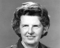 Colonel Ruth Bradley was & still is the most decorated woman in US military history.