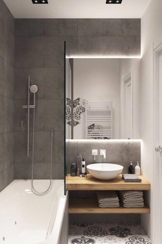Small Bathroom Idea Smallbathroomtilingcost Small Bathroom