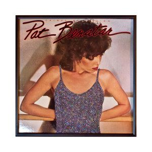 One of my faves when I was a little girl. LOL.. Pat Benetar Album Art now featured on Fab.
