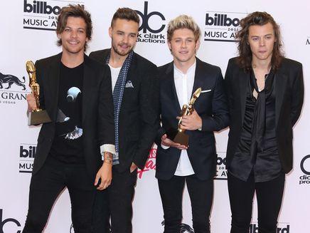 nrj - One Direction : leur pose ne durera que 18 mois!
