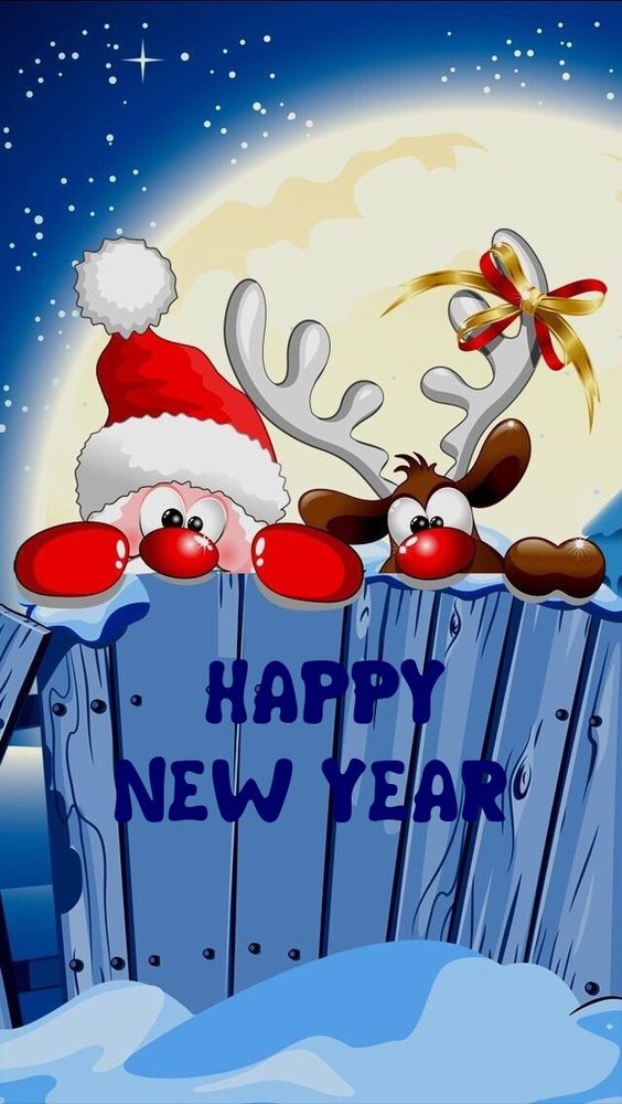 iPhone Wallpaper - Happy New Year  tjn:
