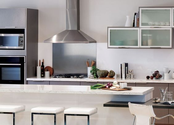 Kitchen Kaboodle - Stone Benchtop, or is it? Replica Stone ...