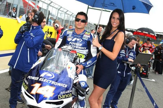 MotoGP, Silverstone: here are the paddock girls