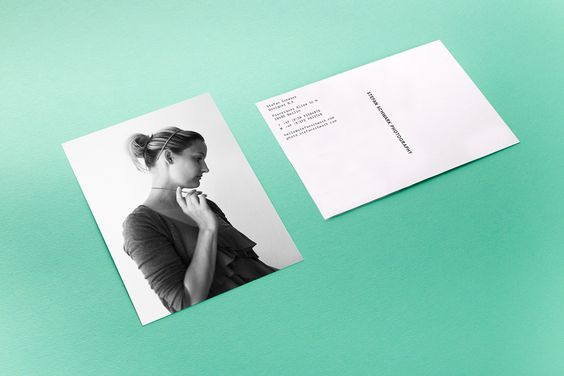 Corporate Design, Postkarte gooder-studio.com
