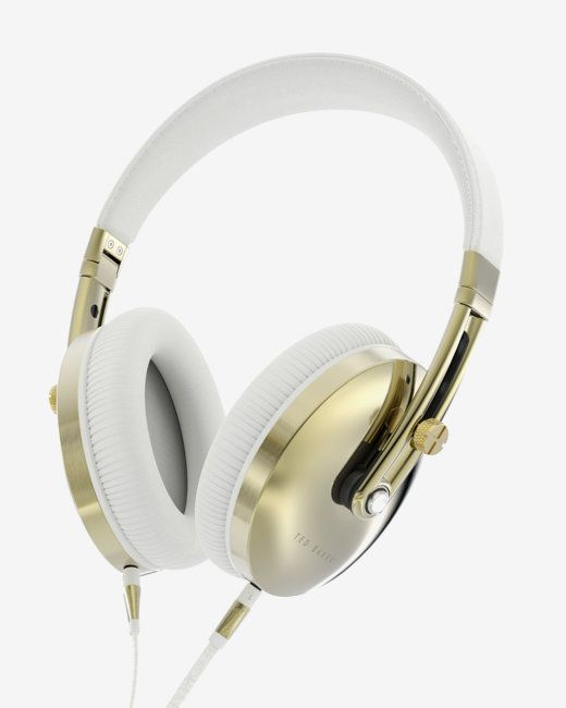 Over ear headphones - White | Gifts for him | Ted Baker ROW