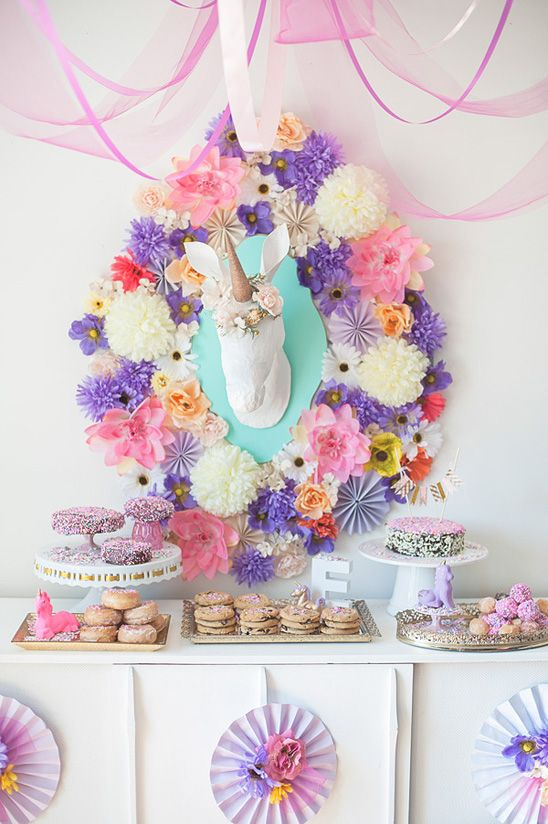 7 Party Ideas For A Magical Unicorn Baby Shower Pediped Blog