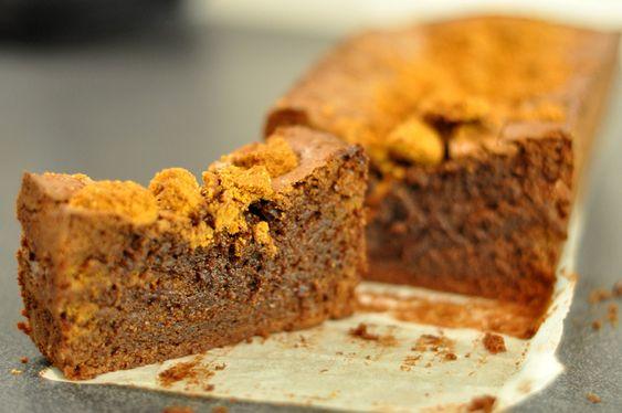 Cake speculos chocolat
