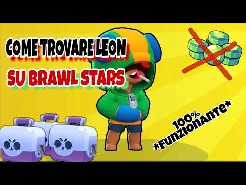 Come Trovare Leon Glitch 100 Funzionante Brawl Stars Youtube Cose