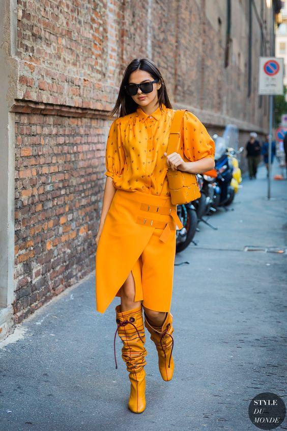 Milan SS 2018 Street Style: Doina Ciobanu