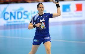 Alexandra Lacrabère - French handballer