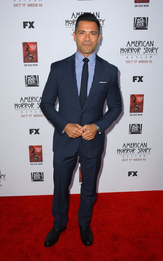 Pin for Later: They Did What?! The Surprising Past Lives of Celebrities Mark Consuelos