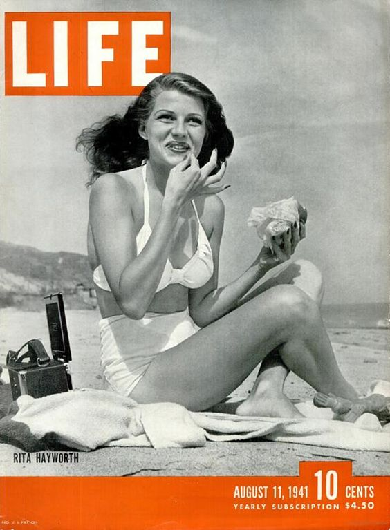 LIFE With Rita Hayworth: Hollywood Legend, Pinup Icon | LIFE.: