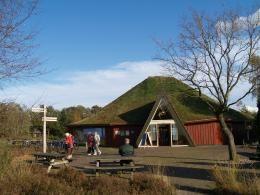 Knutselzondag in het Nationaal Park Dwingerveld, Drenthe. Kom gezellig een middagje binnen knutselen tijdens de wintermaanden!