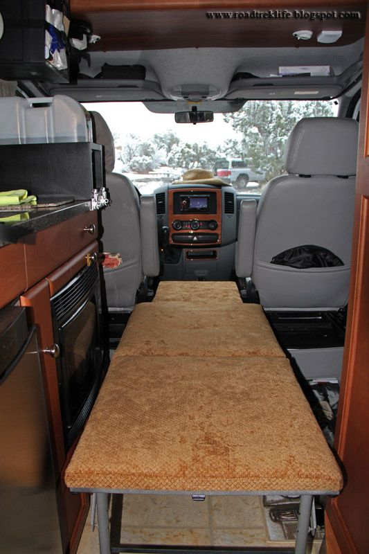 roadtrek mods modifications diys campgrounds class b mods modifications rv modification. Black Bedroom Furniture Sets. Home Design Ideas