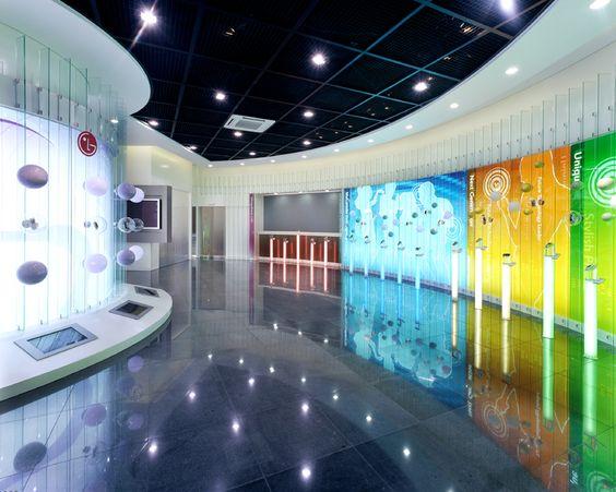 LG Factory Showroom