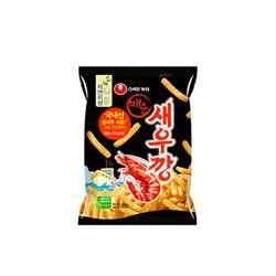 NONGSHIM Shrimp Cracker /Spicy (90g)|Nong Shim|Snack|Online Shopping Sale Koreadepart