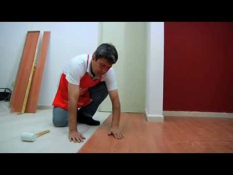 C mo instalar piso laminado diy pinterest youtube - Instalar suelo laminado ...