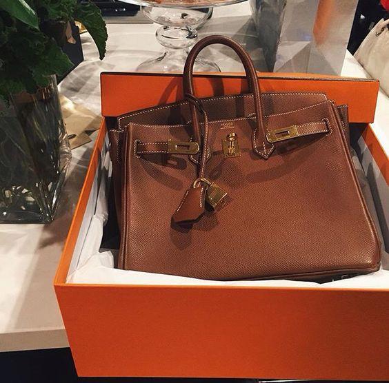 Hermès bag from Kylie Jenner