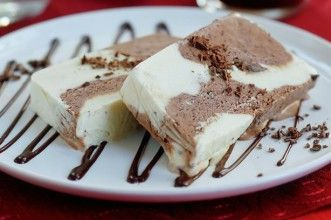 Mocha ice cream terrine   Recipe   Ice, Mocha and Cream