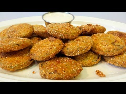 Fried pickles, Fried pickles recipe and Pickles recipe on Pinterest