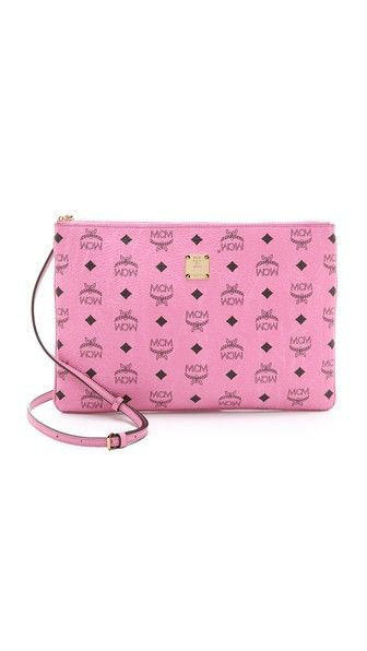 MCM Medium Cross Body Pouch